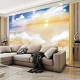 Tapete 3D Fototapete Dekoration Benutzerdefinierte Europäische 8D Tv Hintergrund Tapete 5D Dreidimensionale Atmosphäre Imitation Marmor Muster Tapete Wohnzimmer Wandverkleidung-300Cmx210Cm