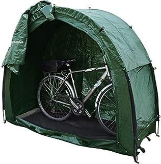 Bike Cave Outdoor Bike Storage Tent Cover - fits 2-3 Bikes