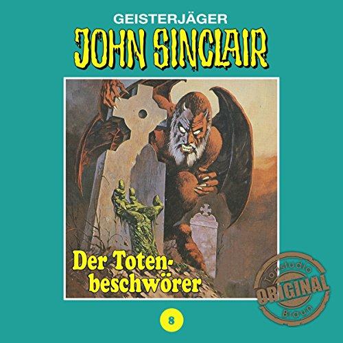 Der Totenbeschwörer audiobook cover art