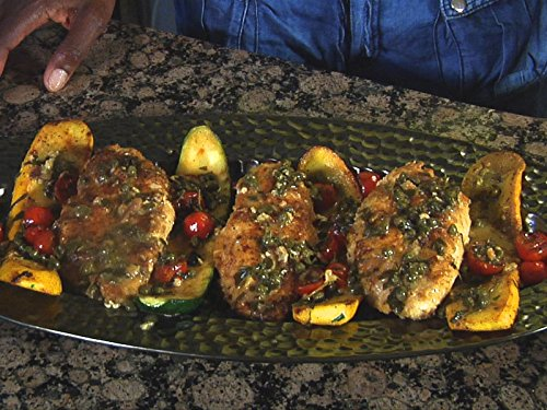 How to make Lemon Chicken with White Wine Sauce