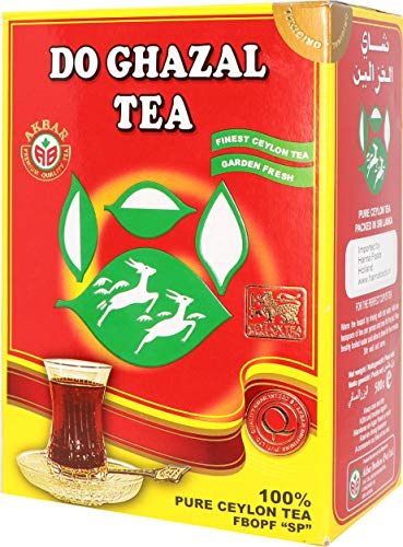Do Ghazal (Alghazaleen) - Ceylon Tee - 500g Loser Tee