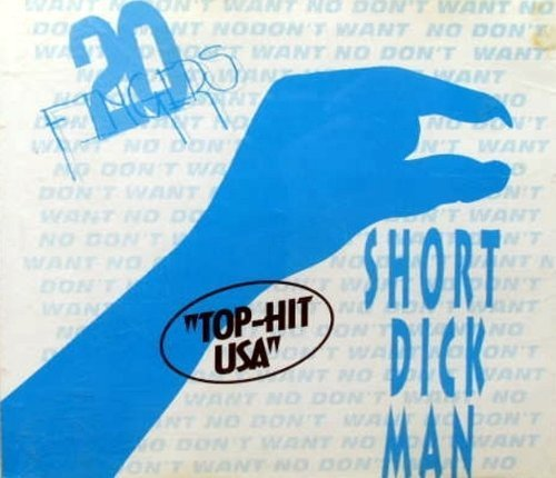 20 Fingers - Short Dick Man - ZYX Music - ZYX 7443-8 by 20 Fingers (1993-01-01)