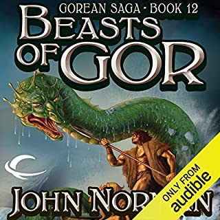 Beasts of Gor cover art