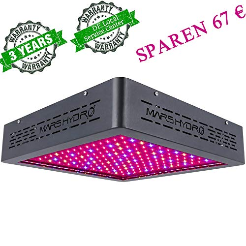 2 pc ) Mars Hydro Pro II Epistar 400 W Full Spectrum DEL Grow Lights tous Stade