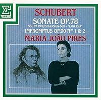 SCHUBERT: PIANO SONATA, 18(reissue) by Maria Joao Pires