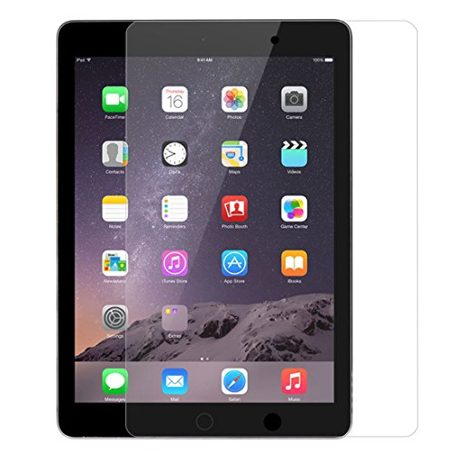 Generic Plastic High Definition Film Screen Protector Clear 3pcs for IPad Pro/Air 1/2