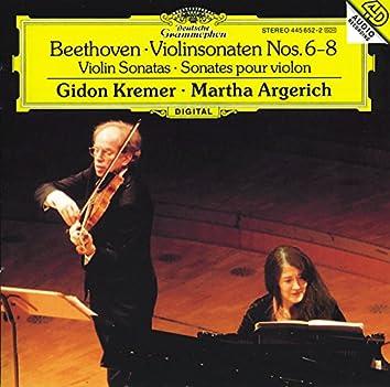 Beethoven: Violin Sonatas Nos.6-8