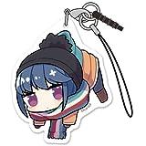 Yuru Camp Rin Shima Character Tsumamare Pinch Cospa Acrylic Strap Mascot Collection Anime Art