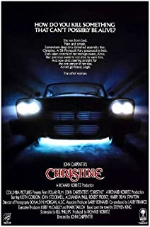 Christine 11x17 Movie Poster (1983)
