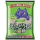 JOYPET(ジョイペット) クリーンケア えんどう豆の猫砂 6L