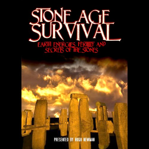 Stone Age Survival audiobook cover art