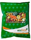 CULTIVERS Abono Ecológico para Frutales de 5 kg. Fertilizante de Origen 100% Orgánico y Vegano. Mayor Rendimiento y Aumento del Calibre del Fruto (5 Kg)