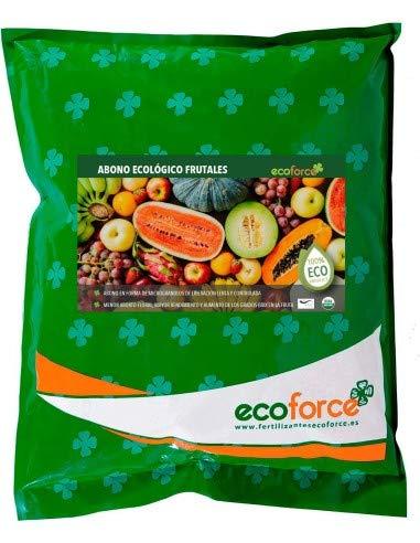 CULTIVERS Abono Ecológico para Frutales de 5 kg. Fertilizante de Origen 100%...
