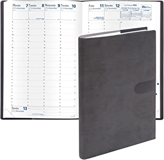 """$21 » 2022 Calendar Year - Weekly & Monthly Planner Organizer by Quo Vadis - """"Minister"""" - 12 Months, January to December - Mediu..."""