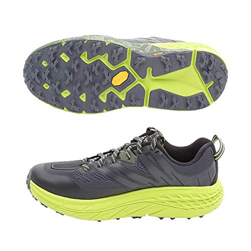 HOKA ONE ONE, SPEEDGOAT 3, Ebony/Black, 43 1/3 EUR
