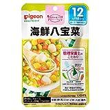 管理栄養士の食育ステップレシピ 海鮮八宝菜 80g