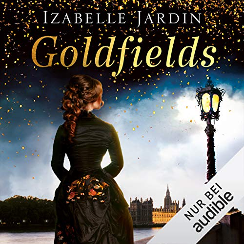 Goldfields audiobook cover art