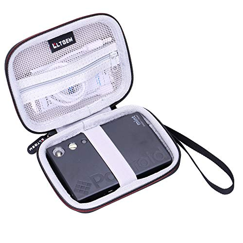 LTGEM Funda rígida de EVA para cámara digital Polaroid Mint de impresión instantánea (gris)