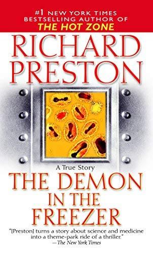Download The Demon in the Freezer Publisher: Fawcett B004TK0DLS