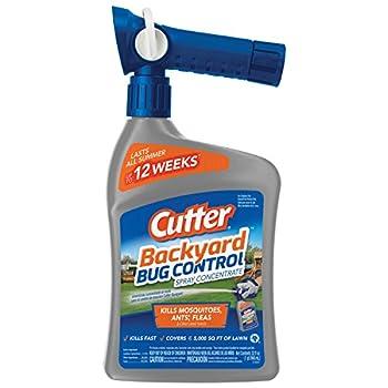 SPECTRUM BRANDS 61067 HG-61067 32Oz Rts Bug Free Spray Hose Silver Bottle