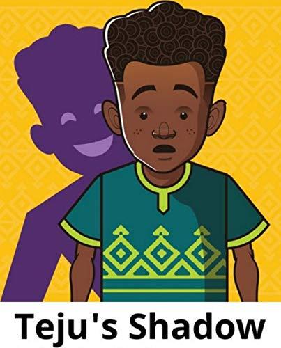 teju s shadow: Children's Fun Picture Book (English Edition)