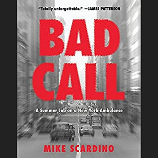 Bad Call audiobook cover art