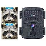 Zhat Fotocamera da Caccia compatta e affidabile ad Alta risoluzione, Fotocamera da Esterno...