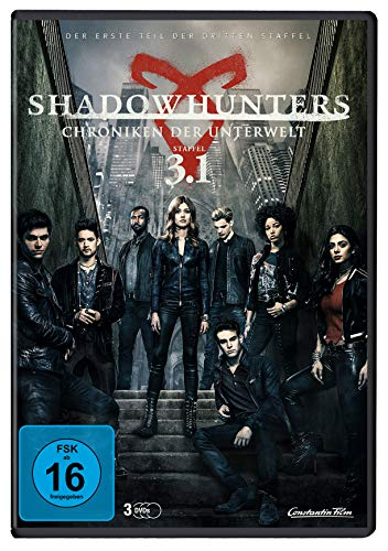 Shadowhunters - Staffel 3.1 [3 DVDs]