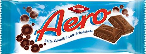 Trumpf Aero Vollmilch,Luftschoko, 15er Pack (15 x 100 g Packung)