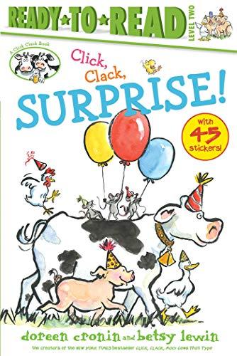 Click, Clack, Surprise!/Ready-to-Read (A Click Clack Book)