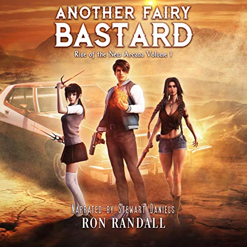 Another Fairy Bastard Audiobook By Ron Randall cover art