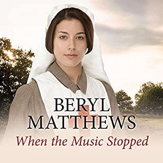 When the Music Stopped audiobook cover art