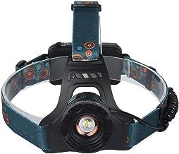DaQingYuntur LED Outdoor Lighting Climbing Fishing Rechargeable Headlights Glare Long-Range Head-Mounted Telescopic Focusing Anti-Reverse Work Lights - Emergency Outdoor Lights