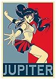 Instabuy Poster Propaganda - Sailor Jupiter - A3 (42x30 cm)