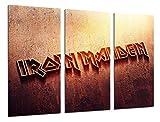 Poster Fotográfico Iron Maiden, Rock, Musica Tamaño total: 97 x 62 cm XXL
