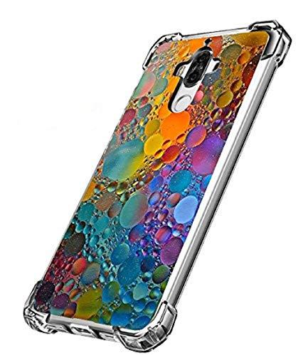Teryei Funda Huawei Mate 9 Clear TPU Protección Transparente Silicona Choque...