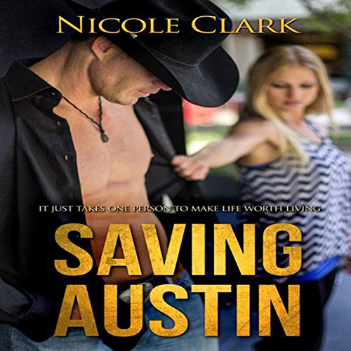 Saving Austin audiobook cover art