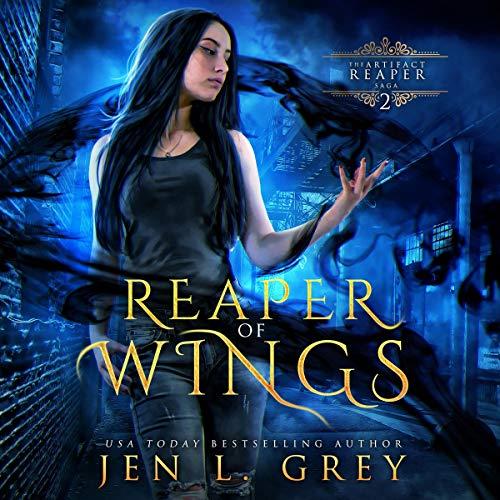 Reaper of Wings audiobook cover art