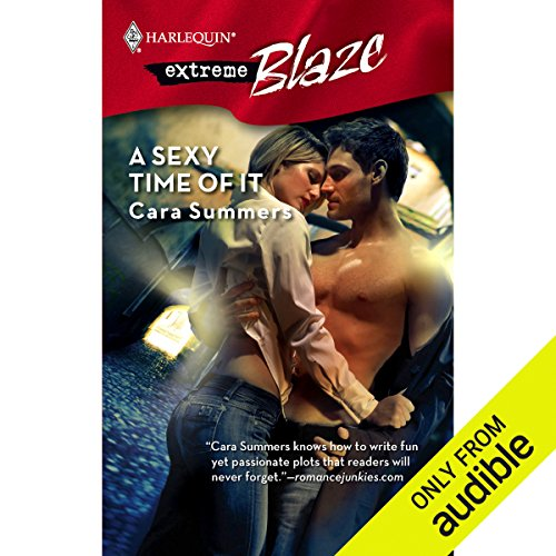 A Sexy Time of It  audiobook cover art