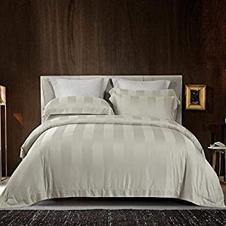 Cressent Dale Premium 1200TC Bamboo BD5804 Fitted Sheet Set