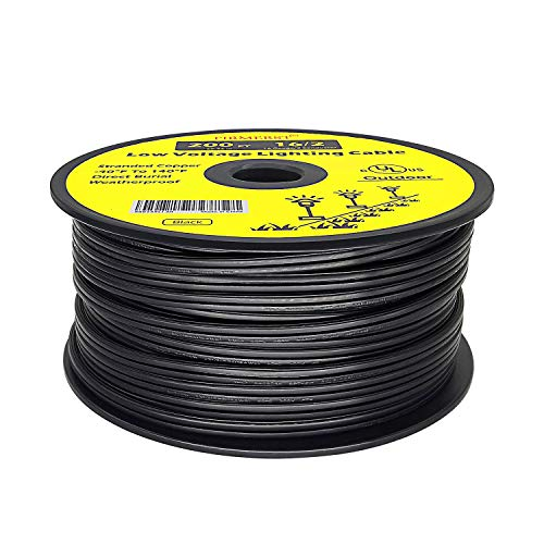 FIRMERST 16/2 Low Voltage Landscape Wire Outdoor...