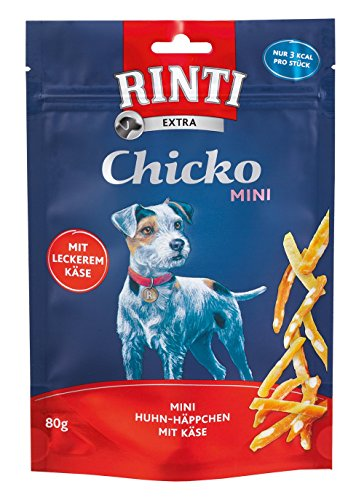 Rinti EXTRA Chicko - Mini 90g poulet + fromage