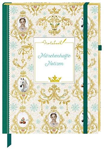 Notizbuch - Märchenhafte Notizen
