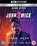 John Wick: Chapter 3 - Parabellum [4K UHD + Blu-ray]
