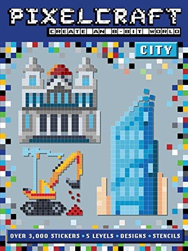 PixelCraft: City