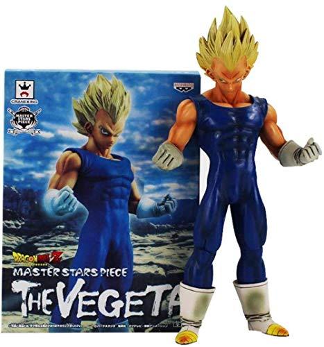 WCY Dragon Ball Modelo 20cm Dragon Ball Z Super Saiyan Vegeta PVC Figura de accin Coleccin Modelo de Juguete for nios yqaae