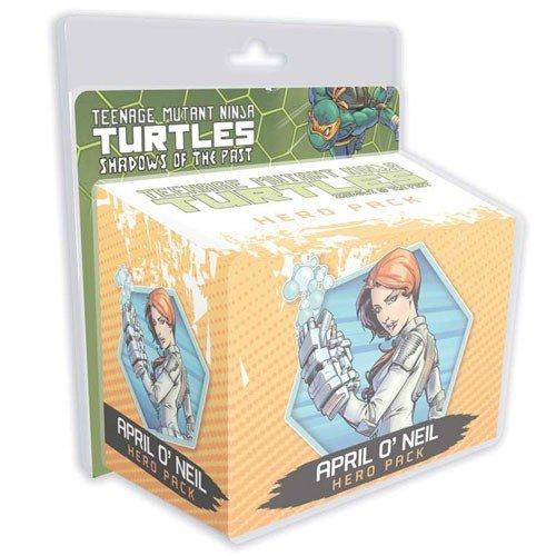Teenage Mutant Ninja Turtles Shadows of the Past April O'Neil Hero Pack