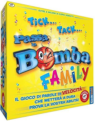 Giochi Uniti - Passa la Bomba, Famillia