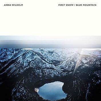First Snow / Blue Mountain