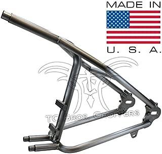 sportster weld on hardtail frame